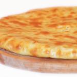 Осетинский пирог с домашним сыром