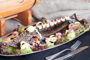 Царь-рыба Стерлядь